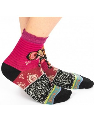 Chaussettes Bollywood roulée Dub et Drino